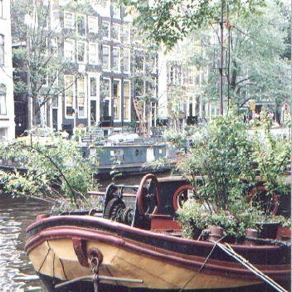 Amsterdam - House boat