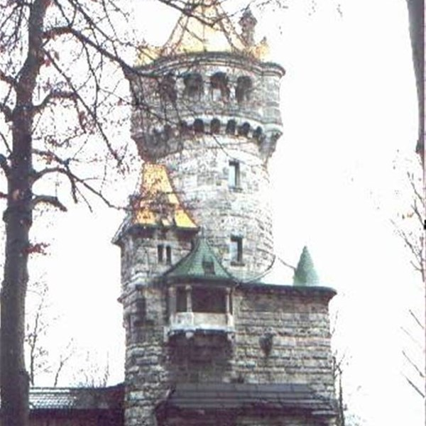 Landsberg am Lech - Mutter turm