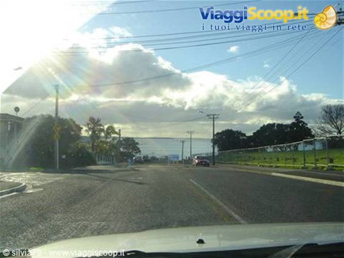roads around Devonport NUOVA ZELANDA