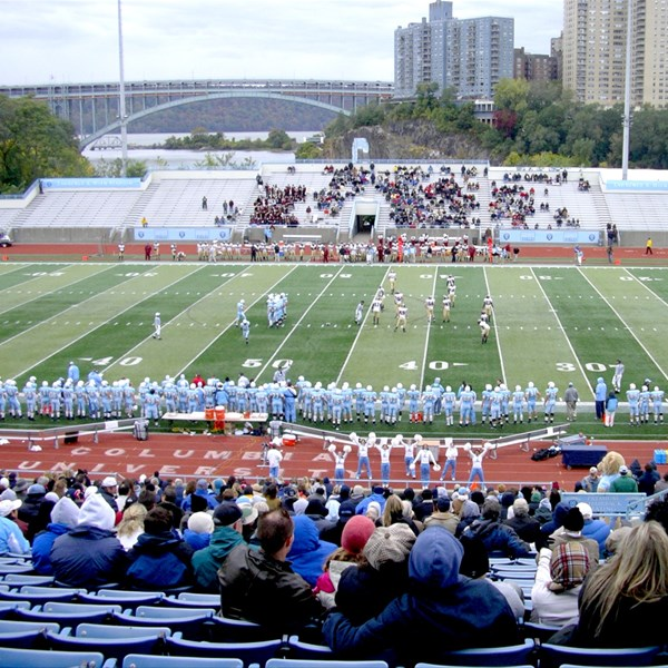 Football Columbia vs Harvard