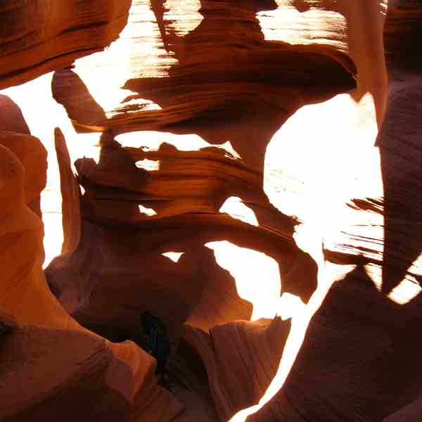 Page, Antelope Canyon - Navajo Parks & Recreation