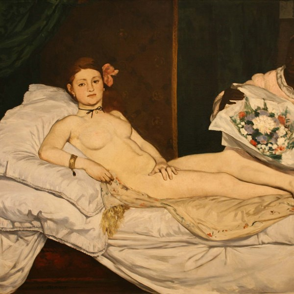 Museo d'Orsay _ Manet