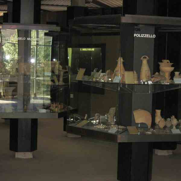 "Siracusa :Museo Archeologico Regionale ""Paolo Orsi"""