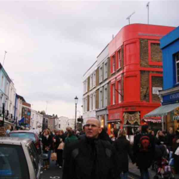 The Portobello road