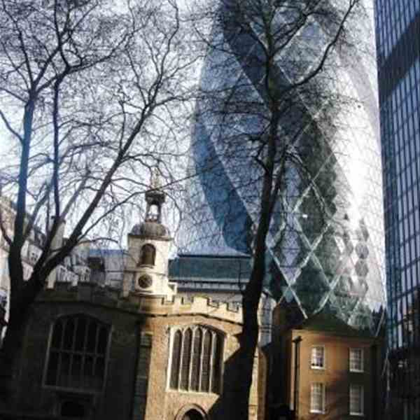 st Mary Axe o Cetriolo