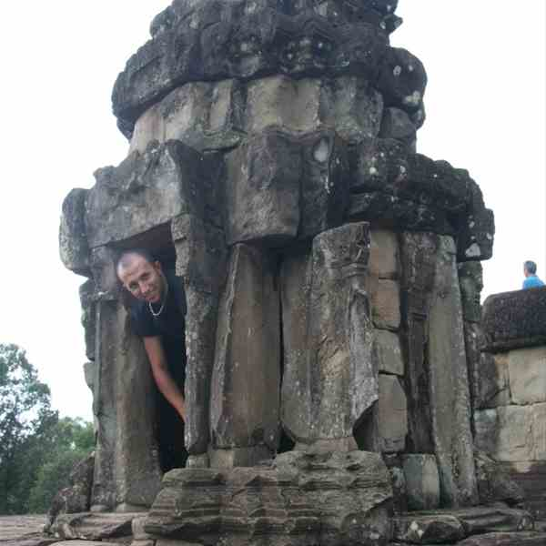 Stupa.....Complesso di Roulos - Bakong