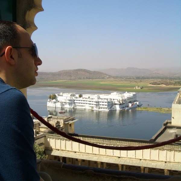 Udaipur - Lake Palace