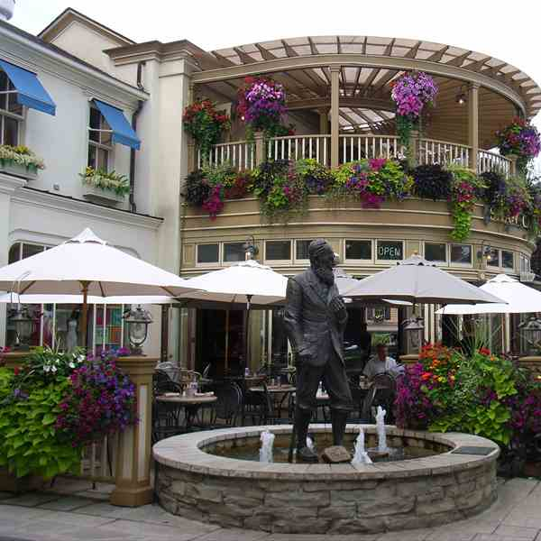 CITY NIAGARA ON THE LAKE