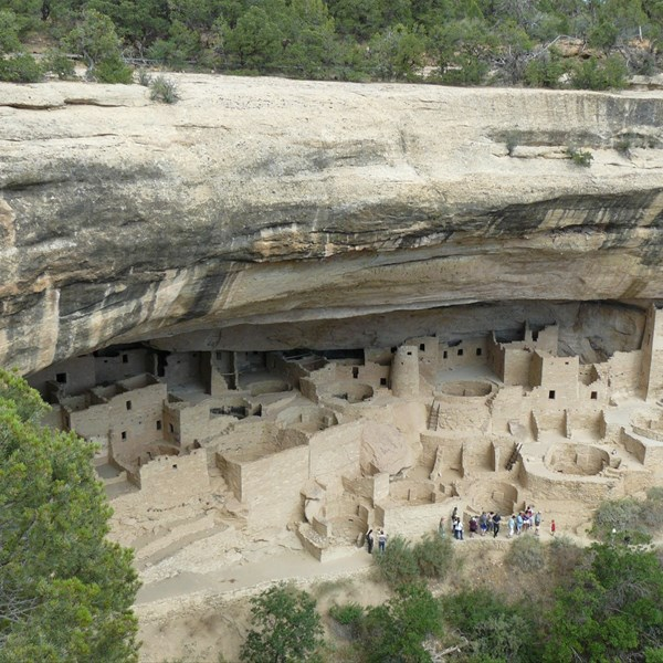 MESA VERDE NP - Cliff Palace