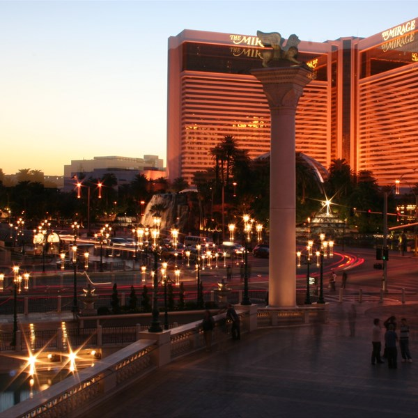 Las Vegas - The Mirage