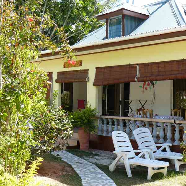 Pension Hibiscus: la nostra GuestHouse