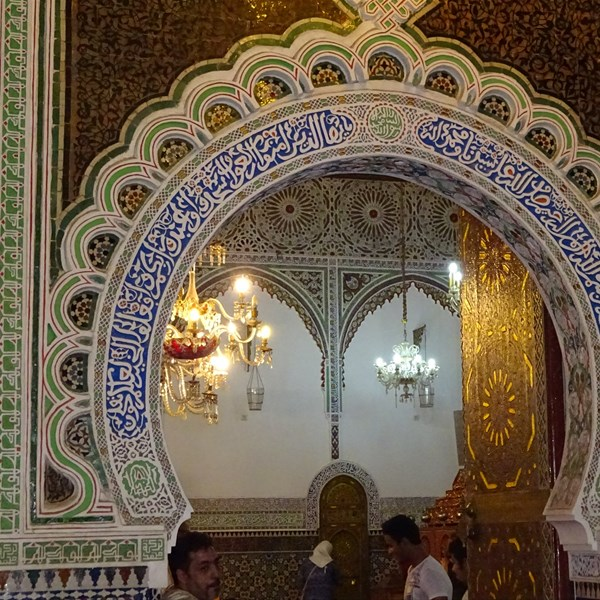 Fes-Mausoleo di Moulay Ismail