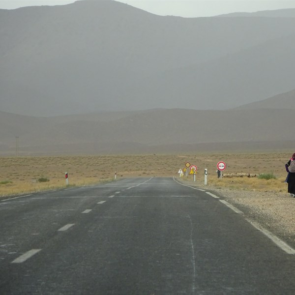 Marocco on the road - In viaggio per Errachidia