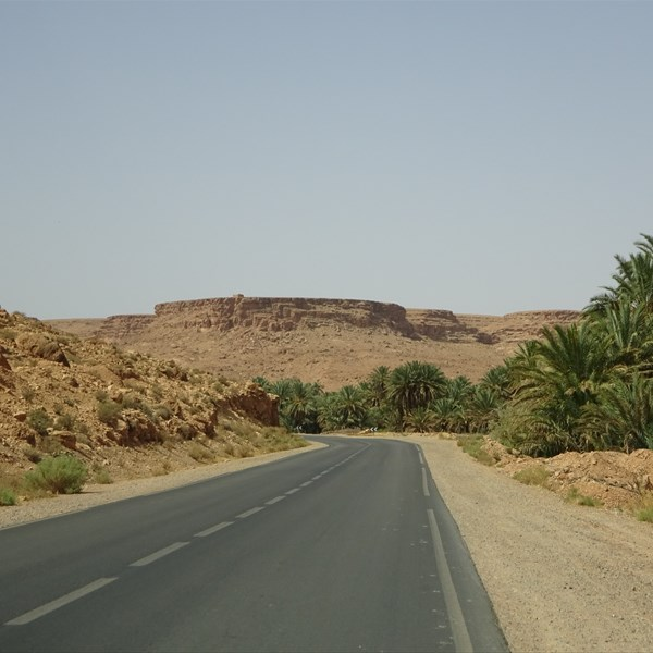 Marocco on the road - In viaggio per Merzouga - Valle dello Ziz