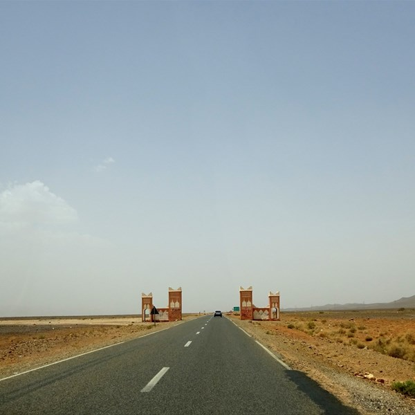 Marocco on the road - In viaggio per Tinghir