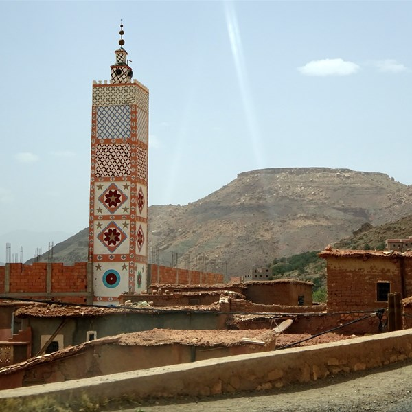 Marocco on the road - In viaggio per Marrakech