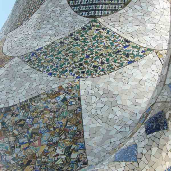 Barcellona - Park Guell