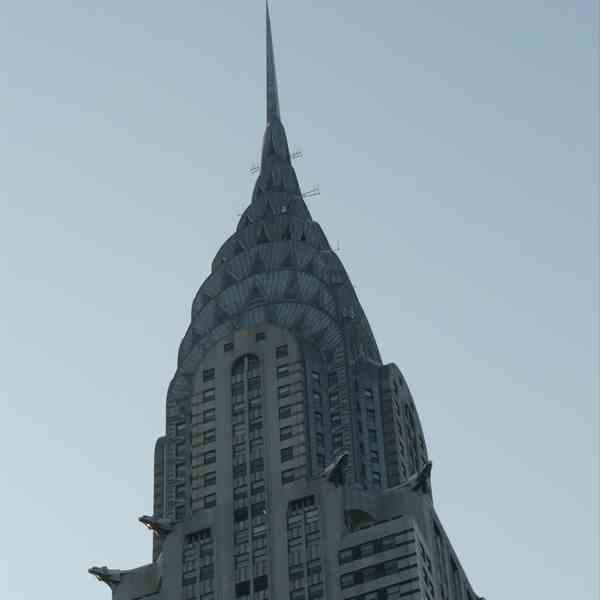 N.Y. Chrysler Building