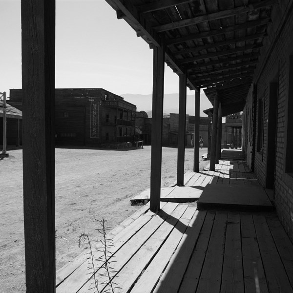 Deserto di Tabernas -Texas Hollywood