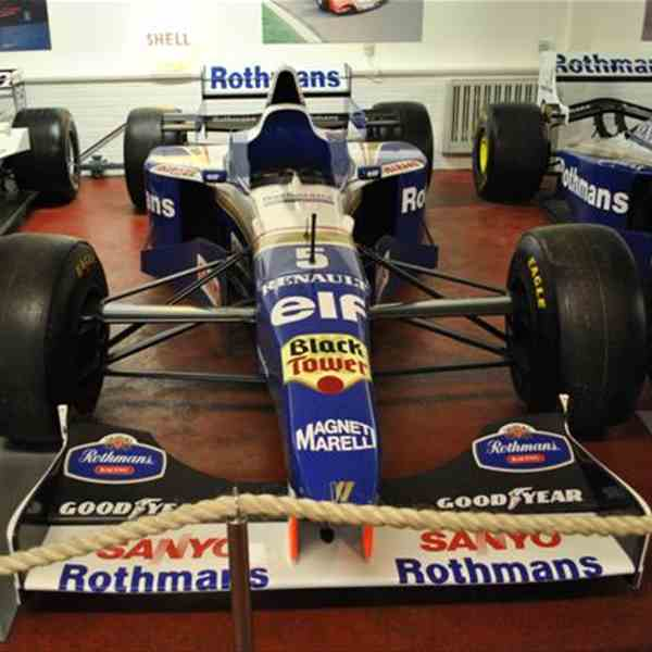 Donington park grand prix collection