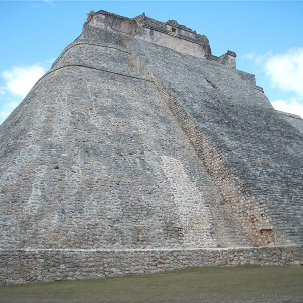 uxmal piramide dell'indovino