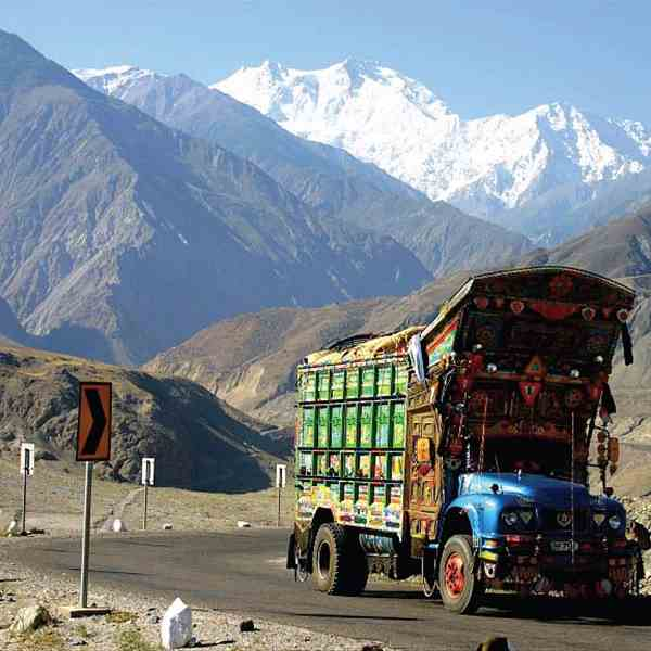 l'incredibile Karakoram Highway Pakistan