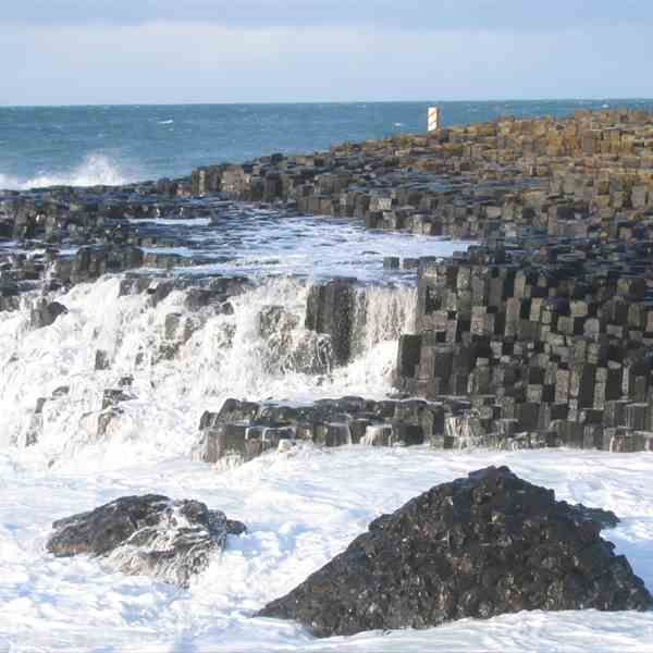 giant's causeway in Ulster