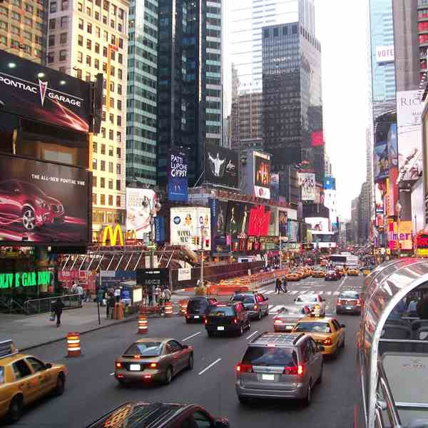 New York,Time Square