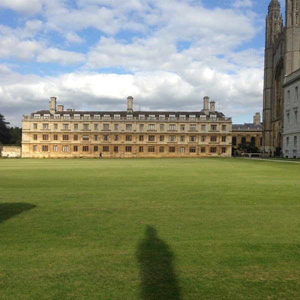 King's College back