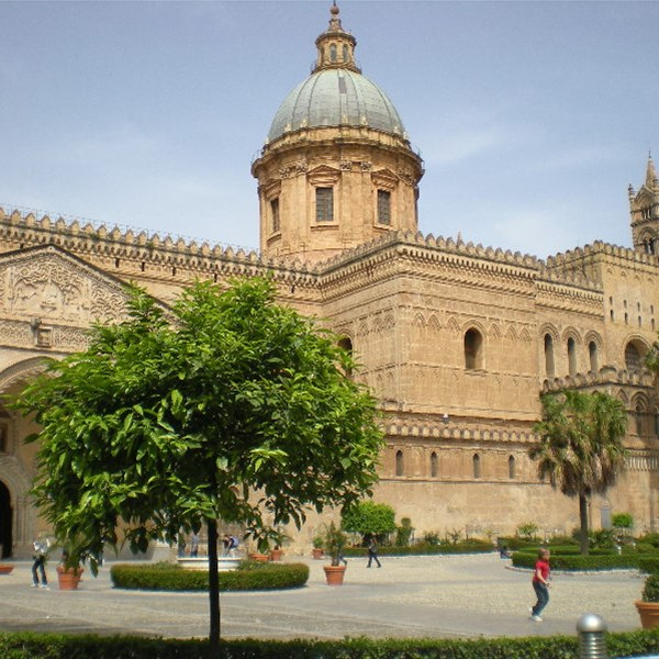 Palermo cattedrale