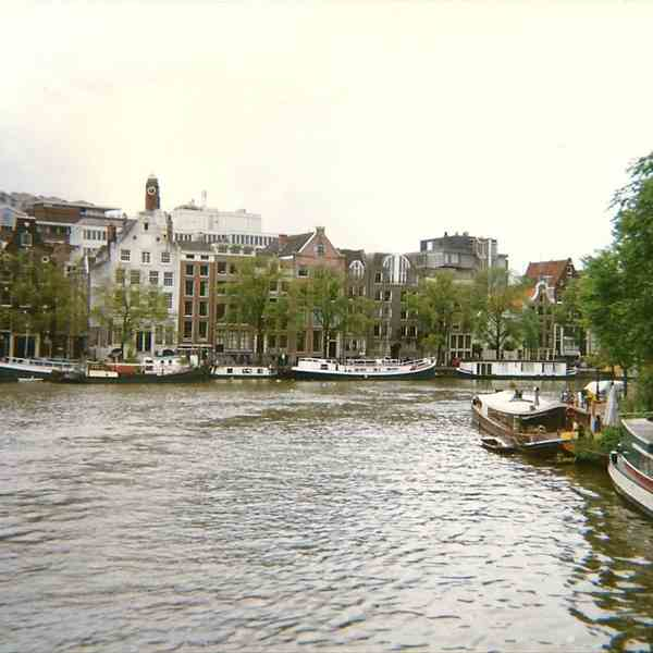 AMSTERDAM - Canale