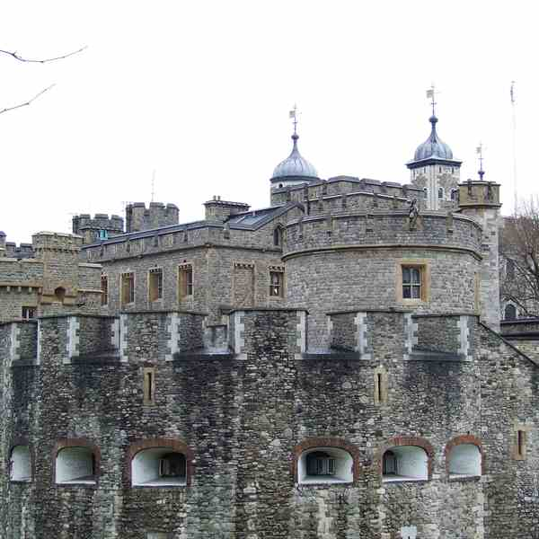 LONDRA - Tower of London