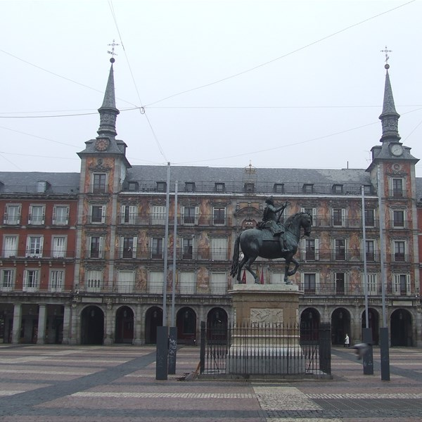MADRID - Plaza Major
