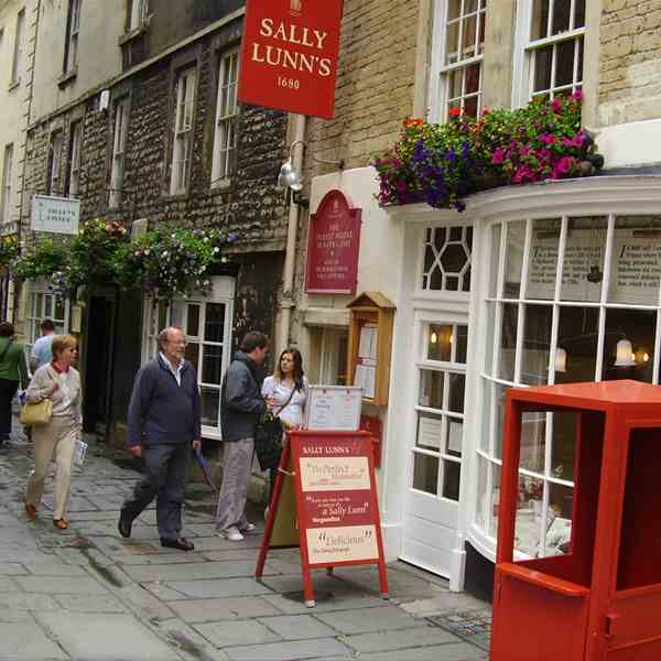 Bath:Sally Lunn's