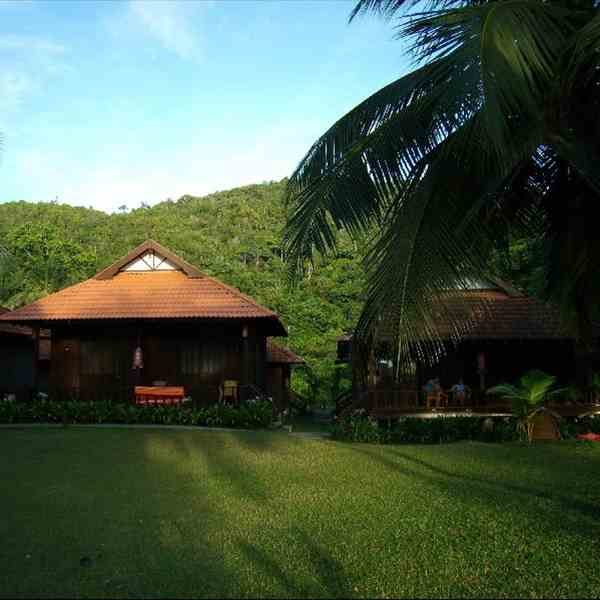 Coral Redang Resort