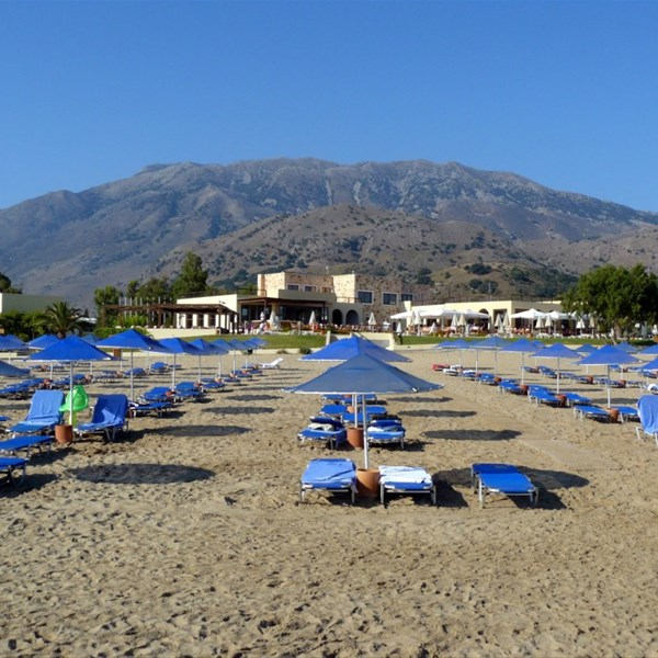 Spiaggia del Pilot Beach Resort