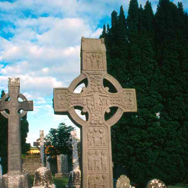 Monasterboice - Muiredach's Cross