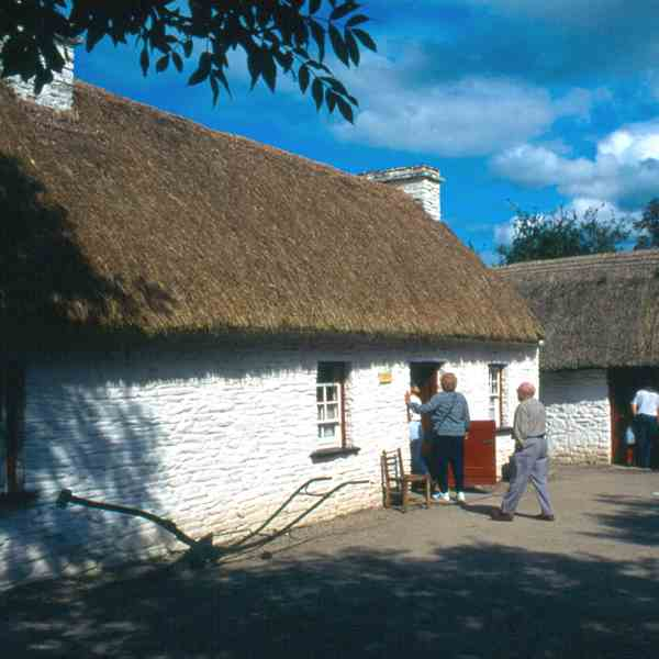 Bunratty - Folk Village Museum