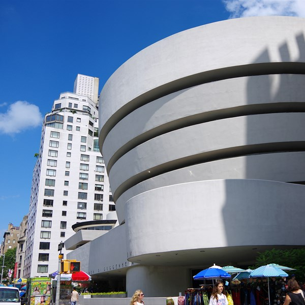 New York - Guggenheim Museum