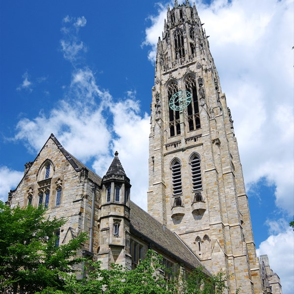 New Haven - Harkness Tower