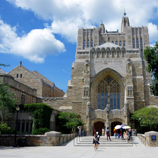 New Haven - Sterling Memorial Library