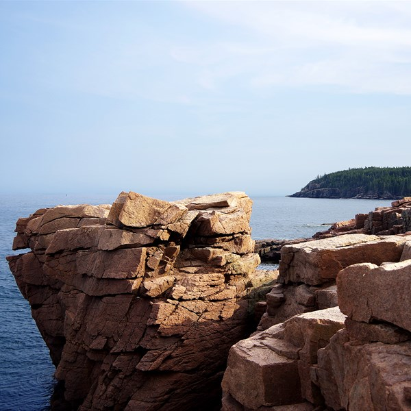 Acadia National Park - Thunder Hole