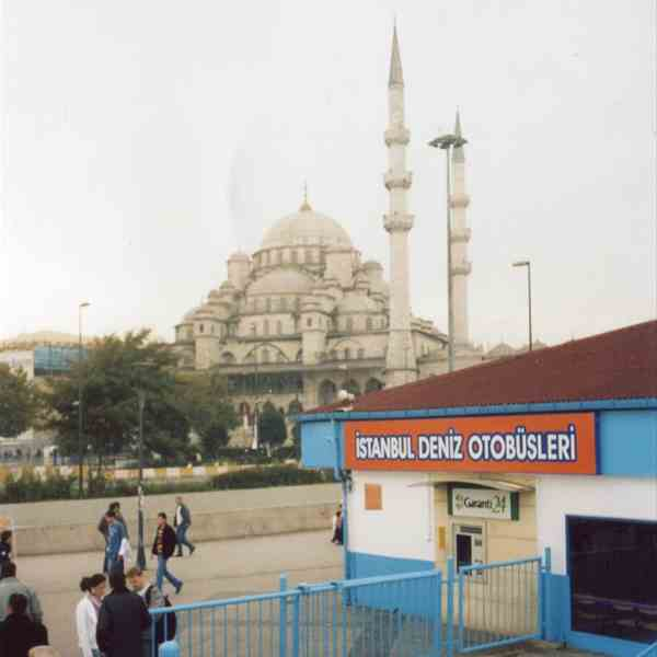 Istanbul - moschea Solimano