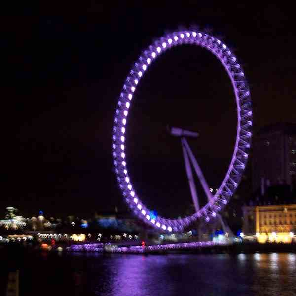 Londra - London Eye