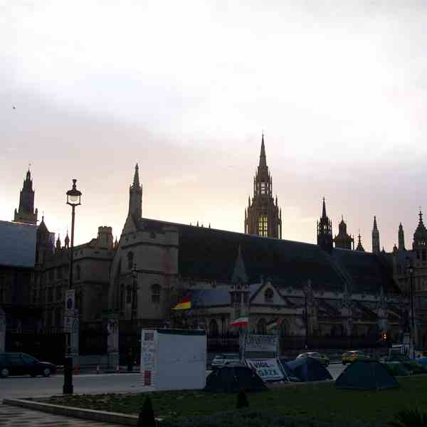Londra - The House of Parlament