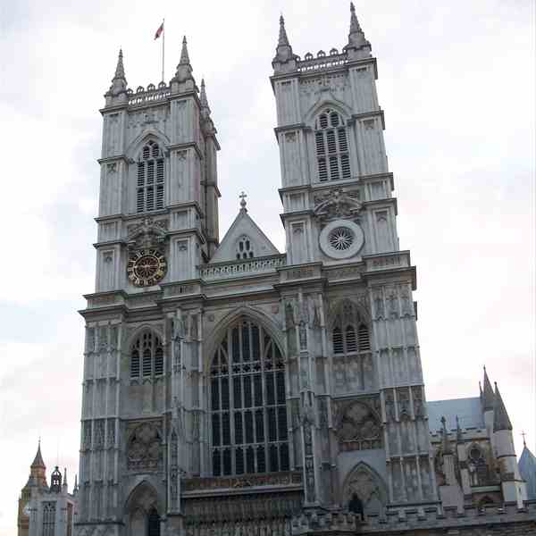 Londra - Westminster Abbey