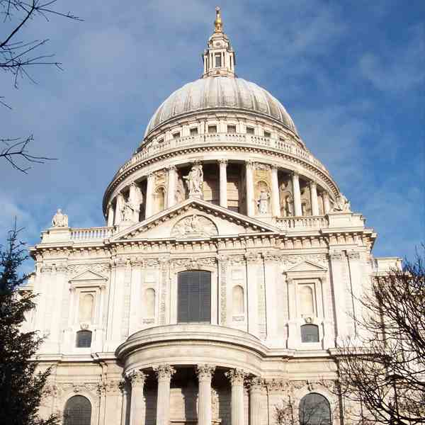 Londra - St Paul's Cathedral