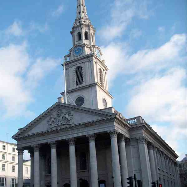 Londra - St Martin in the Fields