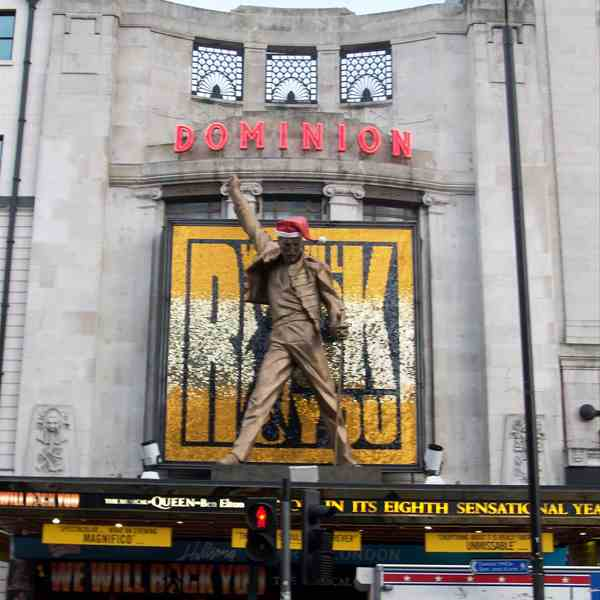 Londra - Dominion Theatre