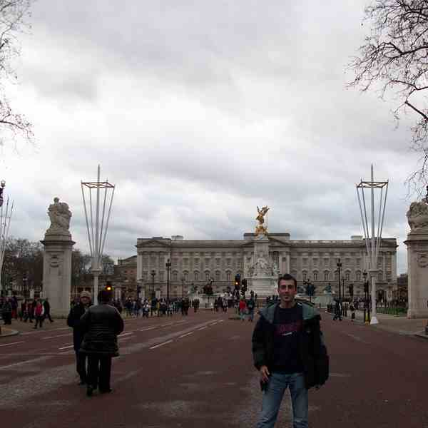 Londra - Buckingham Palace